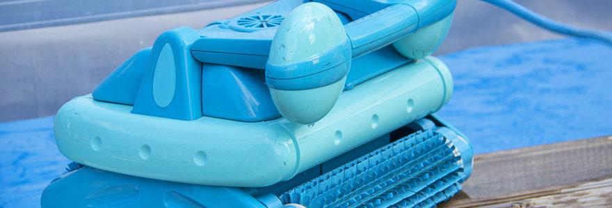 Modèle de robot pour nettoyer sa piscine